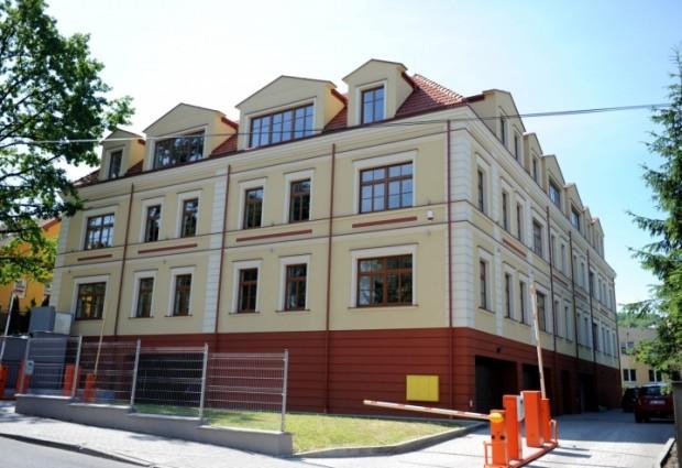 Płatne parkingi przy ulicy Szpunara i Słowackiego w Wieliczce