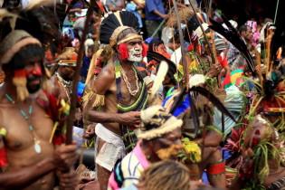 Tajemnicza Oceania – Spotkanie w MCDiS w Niepołomicach